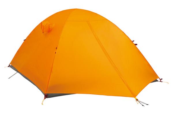 持ち運び、耐久・耐水性に優れたテント生地